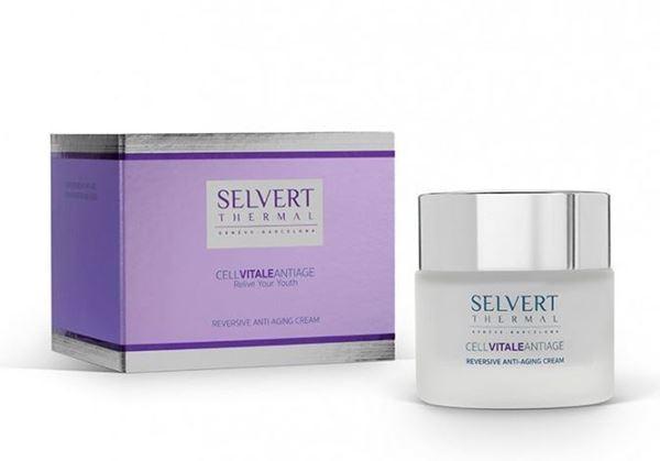 Imagen de Reversive Anti Aging Cream Selvert Cell Vitale 50 ml