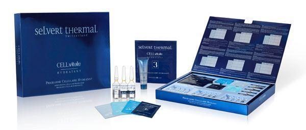 Imagen de Pack Cellulaire Hydratant Selvert Cell Vitale 5 trat