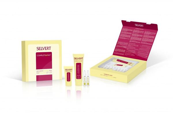 Imagen de Complete & Fast Selvert Anti-Agei g Treatment Pack 4 TRAT