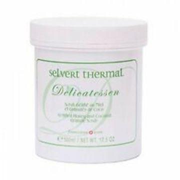 Imagen de Delicatessen Selvert Scrub Gélifié au Miel et Granulés de Coco 500 ml