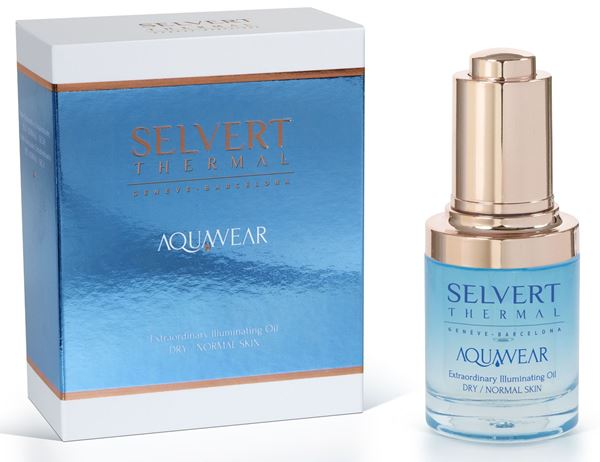 Imagen de Aquawear Selvert Extraordinary Illuminating Oil Dry/Normal Skin 30 ml
