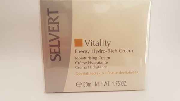 Imagen de Vitality Selvert Energy Hydro Rich Cream 50 ml