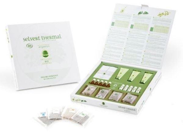 Imagen de Organics Selvert Pack Bio Hydratant 5 trat