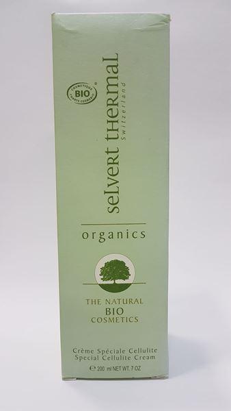 Imagen de Organics Selvert Creme Spéciale Cellulite 200 ml