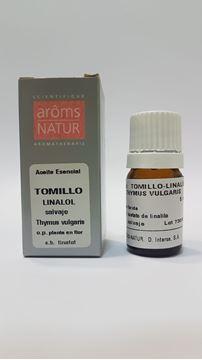 Imagen de Aceite Esencial Aroms Natur Tomillo Linalol 5 ml
