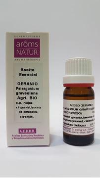 Imagen de Aceite Esencial Aroms Natur Geranio Bio 10 ml