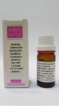 Imagen de Aceite Esencial Aroms Natur Eucalipto Glóbulo Bio 10 ml