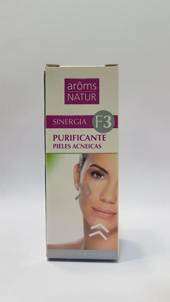 Imagen de Sinergia F3 Aroms Natur Purificante 5 ml