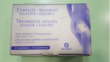 Imagen de Complete Cellulitis Flaccidity Selvert 6 Trat