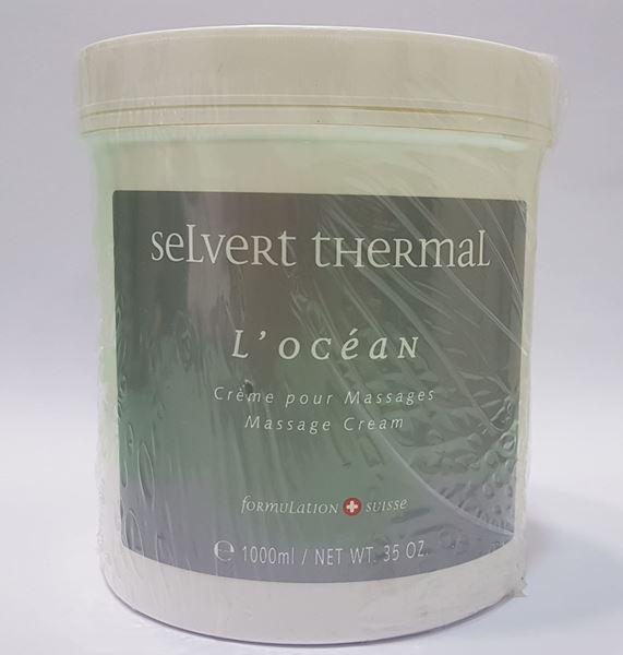 Imagen de L´ Ocean Selvert  Creme pour Massages 1000 ml