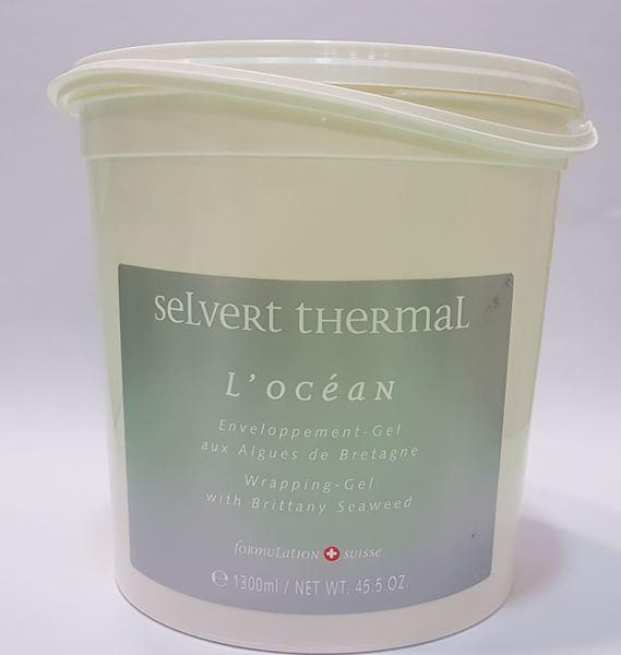 Imagen de L´ Ocean Selvert Enveloppement-Gel aux Algues de Bretagne 1300 ml