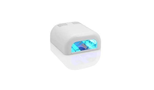 Imagen de Lámpara UV Secado de Uñas Blanca