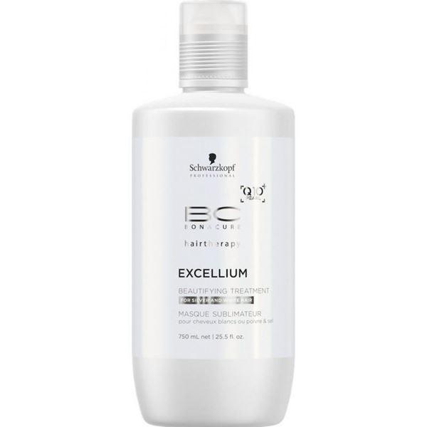Imagen de BC Excellium Q10 Pearl Schwarzkopf Mascarilla Embellecedor 750 ml