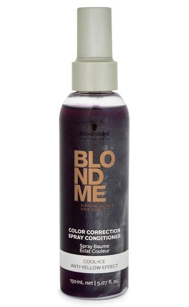 Imagen de Blondme Acondicionador Schwarzkopf Spray Color 150 ml