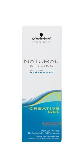 Imagen de Natural Styling Gel Creativo 1 Schwarzkopf Permanente 50 ml