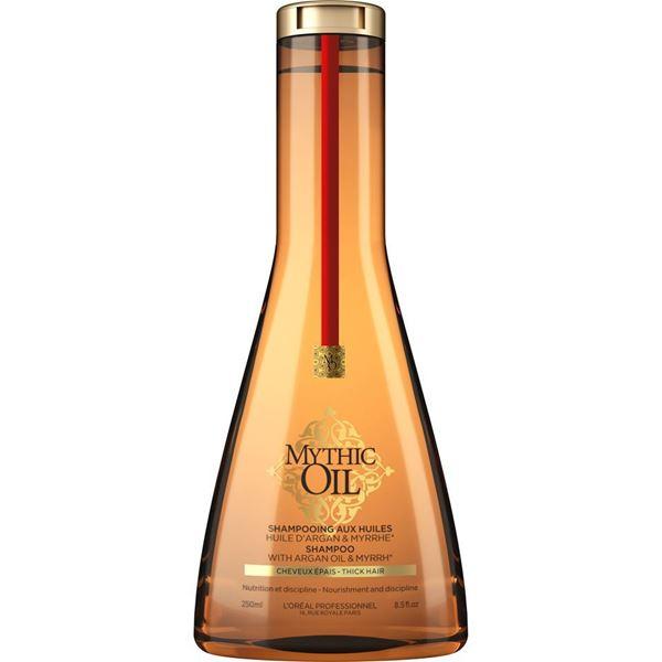 Imagen de Mythic Oil Champú Loreal Cabello Grueso 250 ml