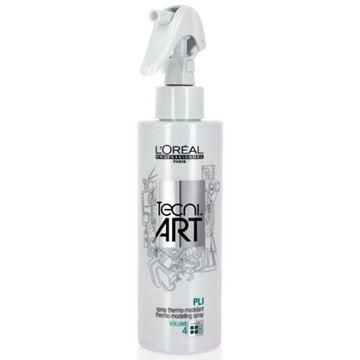 Imagen de Tecni Art Pli Loreal Spray Modelador Térmico 190 ml
