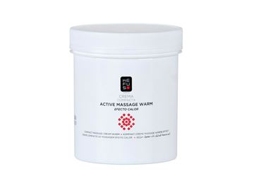 Imagen de Crema Compacta Kefus para Masaje Efecto Calor 500 ml