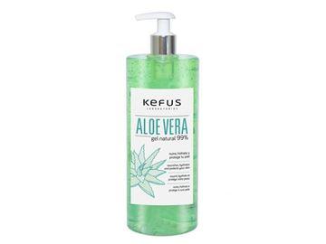 Imagen de Gel Aloe Vera Kefus Natural Verde 1000 ml