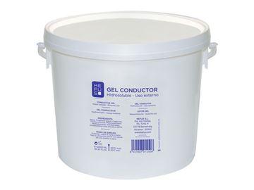 Imagen de Gel Conductor Kefus Ultrasonidos Cubo 5000 ml