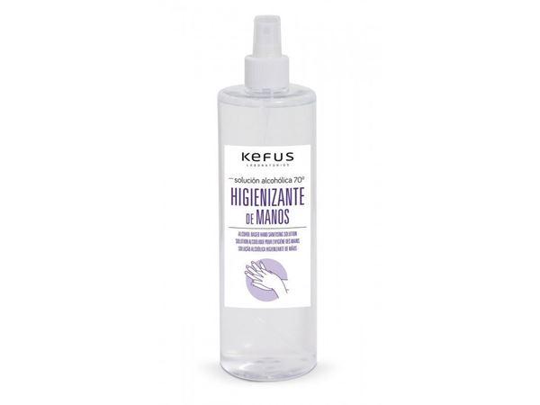 Imagen de Solución Higienizante Kefus de Manos 500 ml