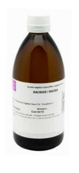 Imagen de Aceite Vegetal Aroms Natur Baobab 500 ml
