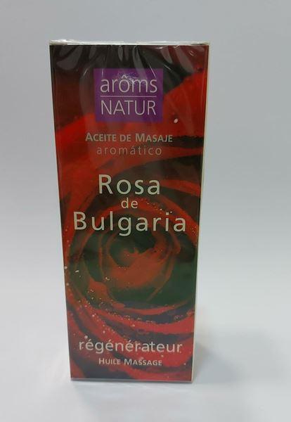 Imagen de Aceite de Masaje Aroms Natur Rosa de Bulgaria 100 ml