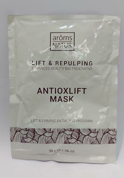 Imagen de Mascarilla Lift & Repulping Aroms Natur Antiaging 30 g