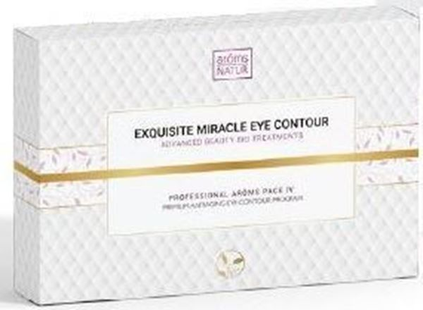 Imagen de Pack Exquisite Miracle Aroms Natur Eye Contour