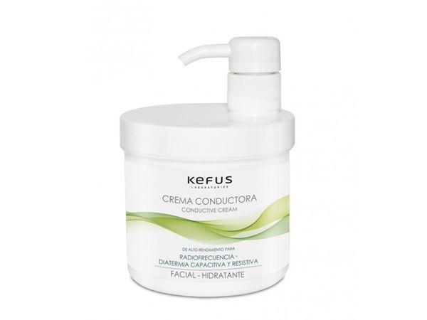 Imagen de Crema Conductora Kefus Facial Hidratante 500 ml