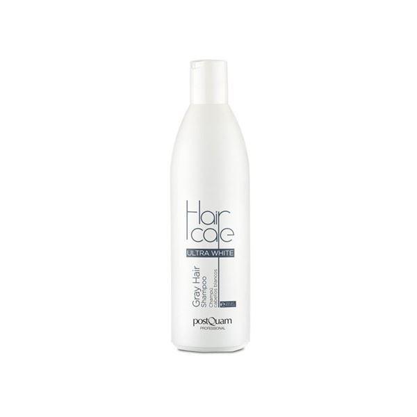 Imagen de Hair Care Champú Postquam Cabellos Blancos 500 ml