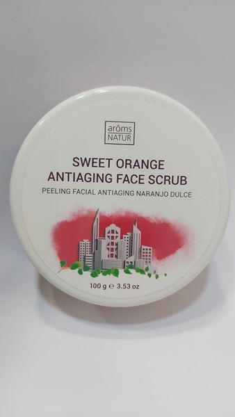 Imagen de Peeling Facial Antiaging Aroms Natur Naranjo Dulce 100 g