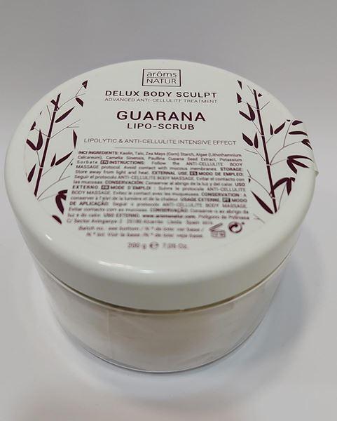 Imagen de Peeling Lipolítico de Guaraná Aroms Natur Anticelulítico 200 g