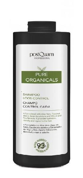 Imagen de Organicals Champú Postquam Anticaida 400 ml