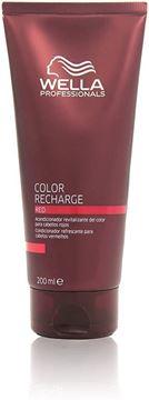Imagen de Color Recharge Acondicionador Wella Color Rojo 200 ml