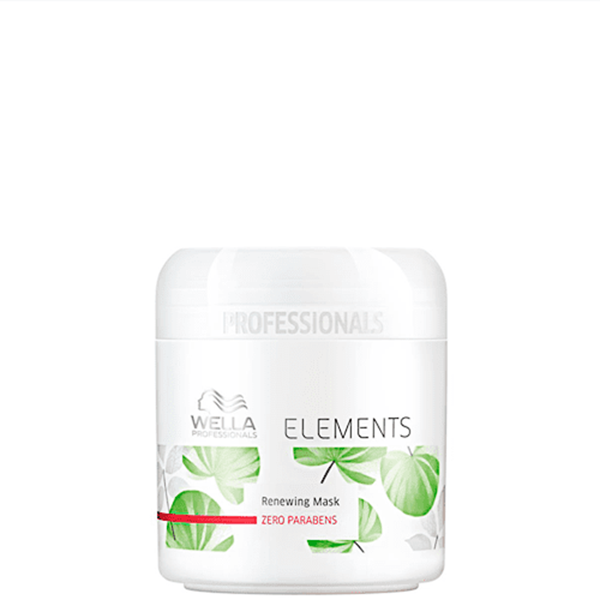 Imagen de Elements Mascarilla Wella Renovadora 150 ml