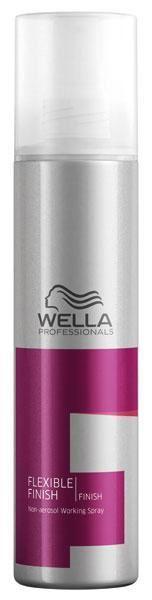 Imagen de Flexible Finish Laca Wella Sin Gas 250 ml