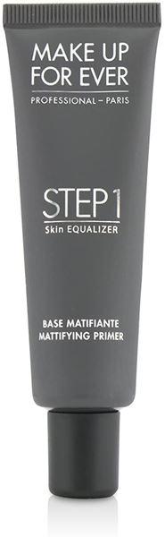 Imagen de Step 1 Mattifying Primer Make Up For Ever Base Matifiante 30 ml