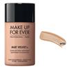 Imagen de Maquillaje Mat Velvet+ Make Up For Ever Foundation 30 ml