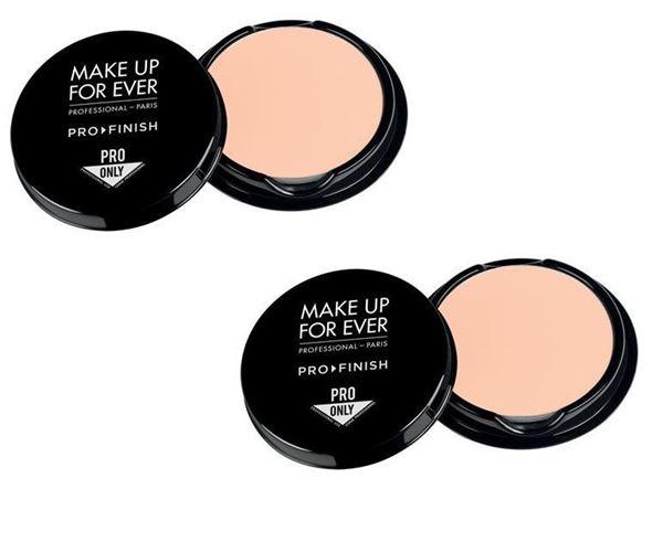 Imagen de Pro Finish Multi-Use Powder Foundation Make Up For Ever 10 g