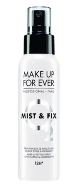 Imagen de Mist & Fix Make Up For Ever Hydratant 100 ml