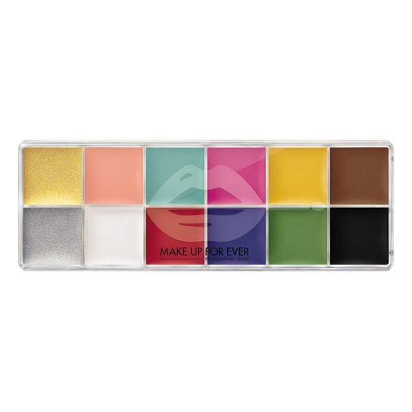 Imagen de Color Case Flash Make Up For Ever Paleta 12 Colores 70 g