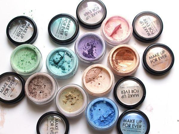 Imagen de Polvo Irisado Make Up For Ever Star Powder 2.8 g