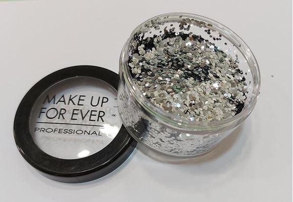 Imagen de Paillettes Glitters Make up For Ever Large 60  40 g