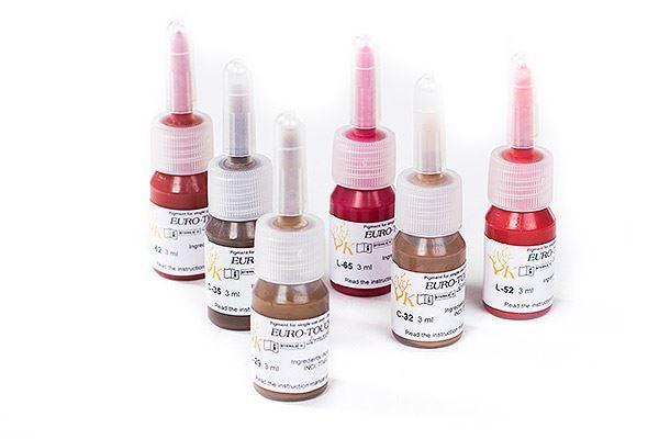 Imagen de Pigmento ET-Dermasafe Euro-Touch Monodosis 3 ml